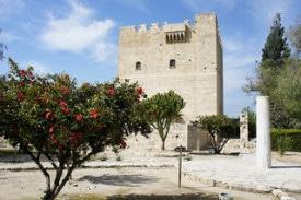Kollosi Castle in Cyprus (Photo: Karen V. Bryan / flickr)