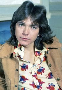 David Cassidy: All he needs is a little 21st century bling. (Photo: Allan Warren / Creative Commons)