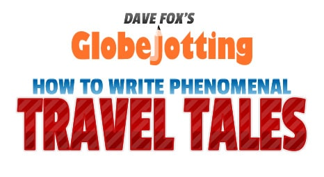 travel writing online