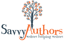 Savvy Authors logo