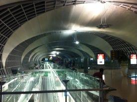 Bangkok Airport: Yesterday's tomorrow ... today!