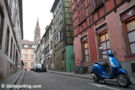 Strasbourg, France: Delightful to explore ... on foot.