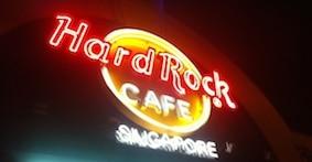 Hard Rock Café Singapore