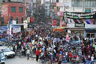 Kathmandu, Nepal: We arrive in 12 hours! (Photo: Pavel Novak / Wikipedia / Creative Commons 2.5)