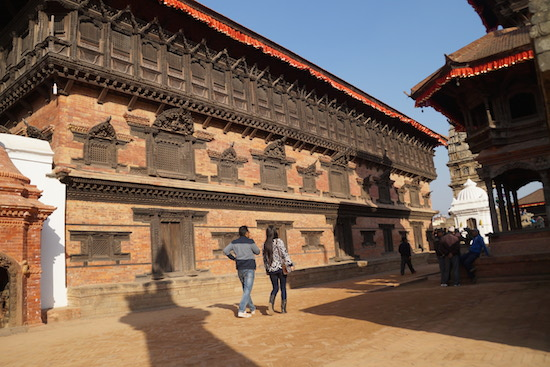 Bhaktapur 55 windows
