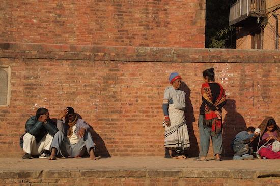 Bhaktapur people 1
