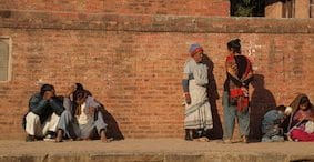 Follow the Red Brick Roads – in Bhaktapur!