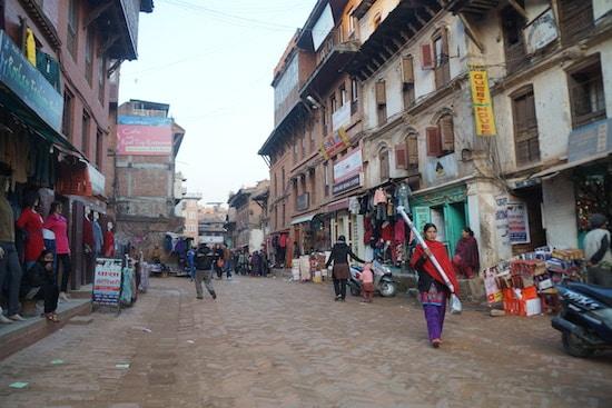 Bhaktapur street 02