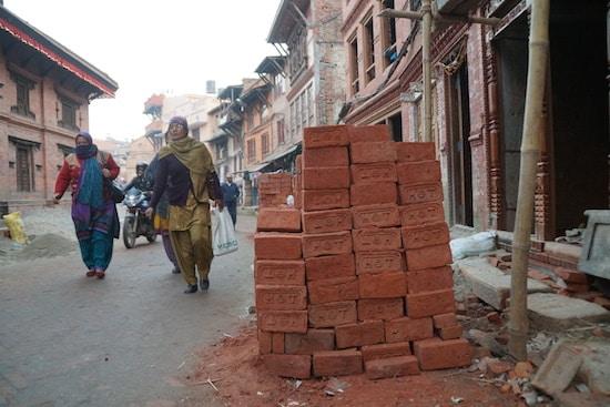 Bhaktapur street 03