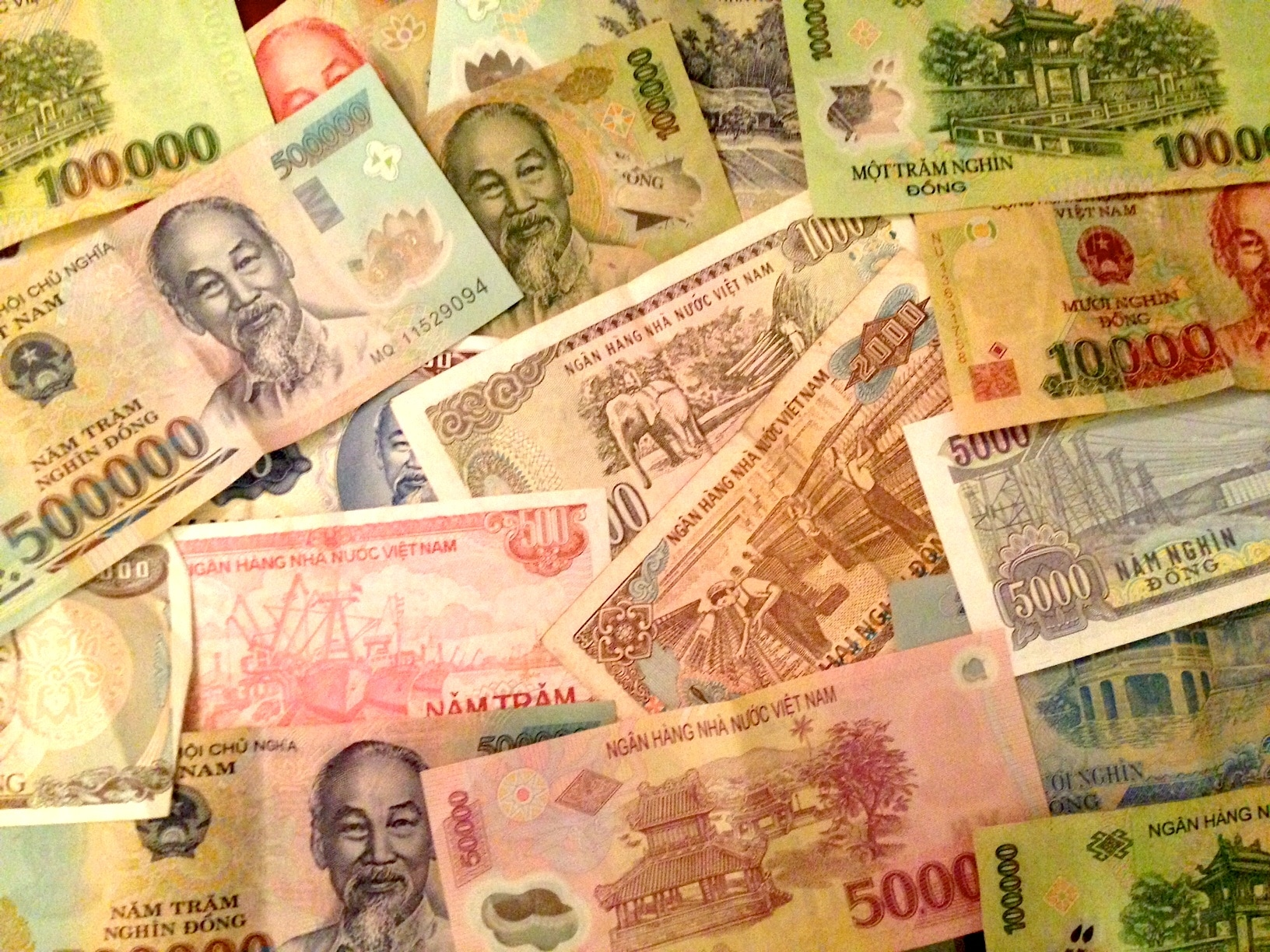 Vietnam Video Diaries: Vietnamese Money