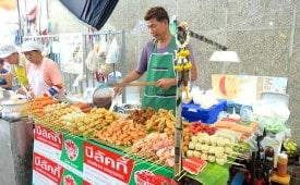 Bangkok street food - Joan Kerr