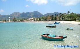 Con Dao Vietnam Beach 1