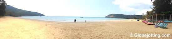 Con Dao Vietnam airport beach