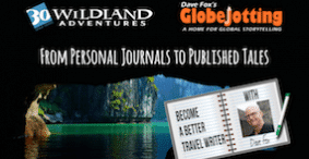 Free Travel Writing Webinar