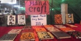 Win a Handmade Diary from Thailand