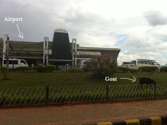 Trichi Airport