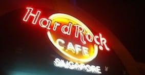My Beautiful Train Wreck at the Hard Rock Café