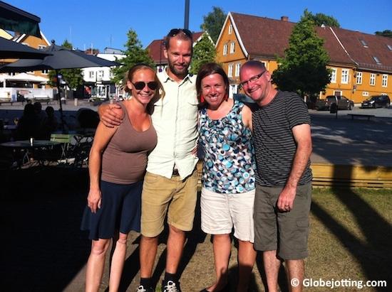 Tioman Orange Bar Reunion in Drøbak