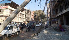 01 kathmandu crumbling streets