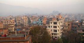 Christmas Eve in Kathmandu