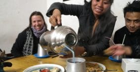 Tungba: The Booze of Nepali Sherpas (And the Fine Art of Talking to Strangers)