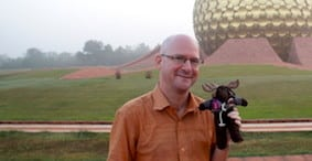 We Need Your Vote: Help Send Dave (and Sven Wondermoose) to India!