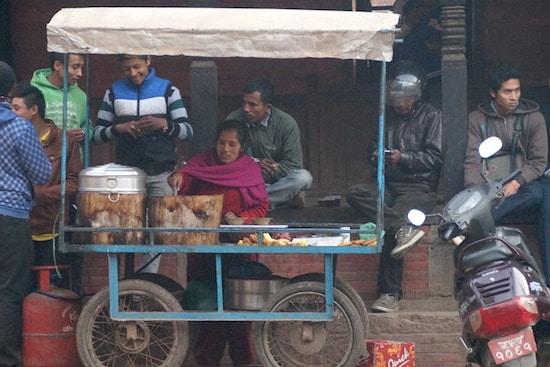 Bhaktapur people 2