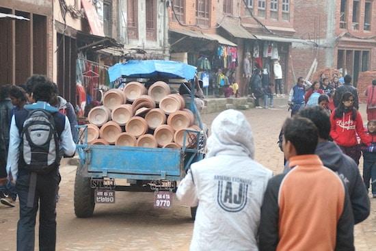 Bhaktapur street 04