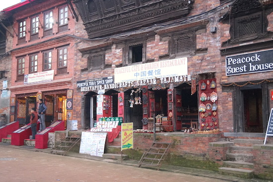 Bhaktapur street 06