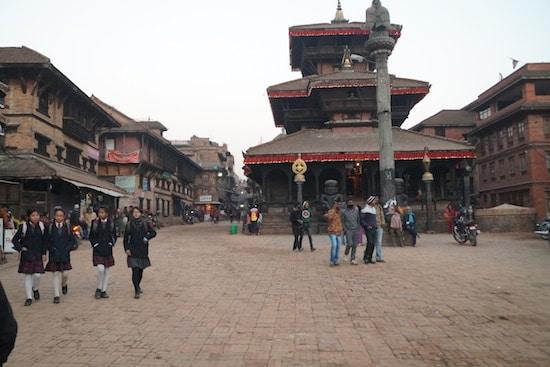 Bhaktapur street 07