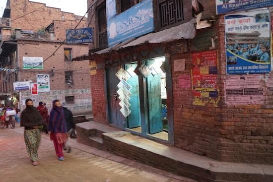 Bhaktapur street 08
