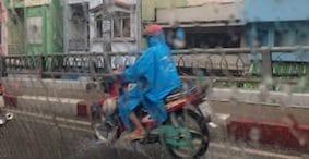 A Rainy-Season Crash in Saigon