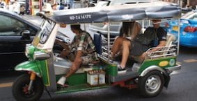 Travel Coaching Video: Travel Safely and Avoid Scams in Bangkok