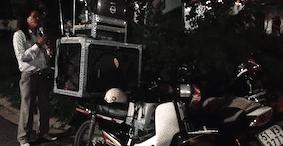 Vietnam Video Diaries: The Karaoke Candy Seller