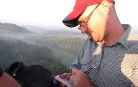 Sri Lanka Balloon Travel Writing 300