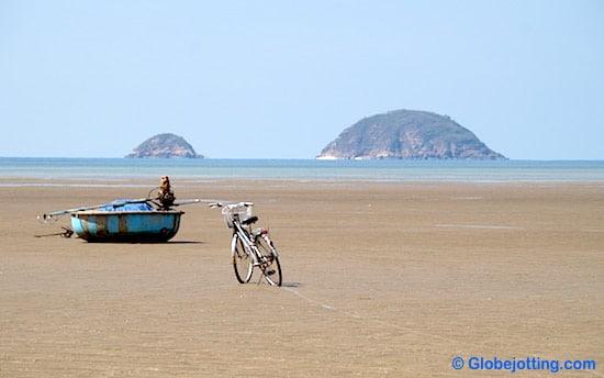 Con Dao bicycle