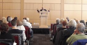 Keynote Speech: The Joy of Culture Shock