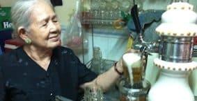 Bà Sáu's Bia Hơi: Interview with a Bùi Viện Street Beer Legend