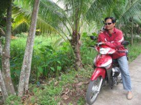 Tour guide - Tran Phuc - Saigon - HCMC - Mekong Delta